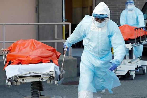 WHO: Kematian Akibat COVID-19 di Eropa Telah Melampaui Satu Juta
