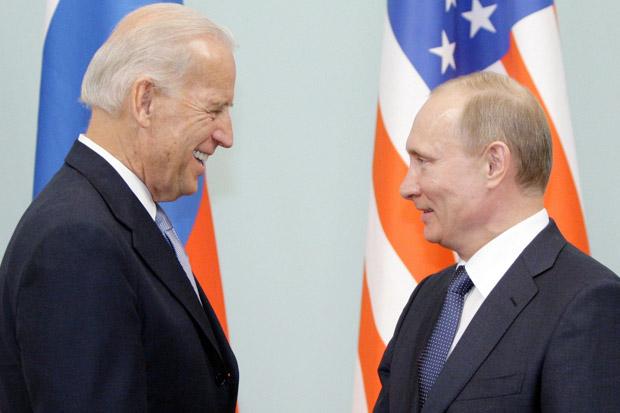Sebelum Jatuhkan Sanksi, Joe Biden Beri Tahu Vladimir Putin