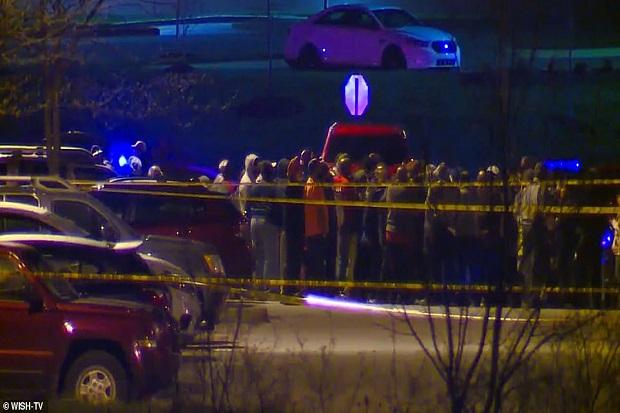 Polisi AS: Penembak Massal di FedEx Bunuh Diri, Ancaman Berakhir