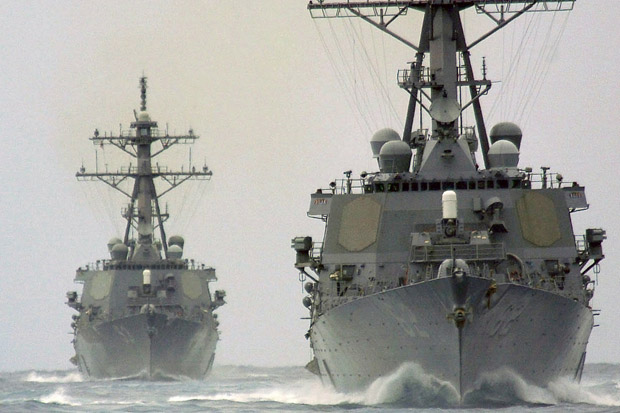Turki: AS Batal Kerahkan Dua Kapal Perang ke Laut Hitam