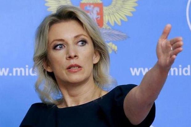 Rusia Tuding Barat Pasok Senjata ke Ukraina