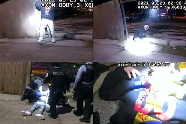 Polisi Chicago Tembak Bocah Laki-laki Berusia 13 Tahun