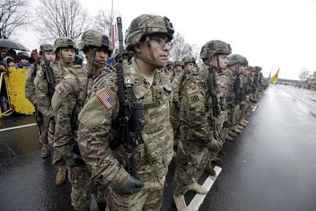 AS Tidak Berniat Beri Latihan Tambahan pada Militer Ukraina