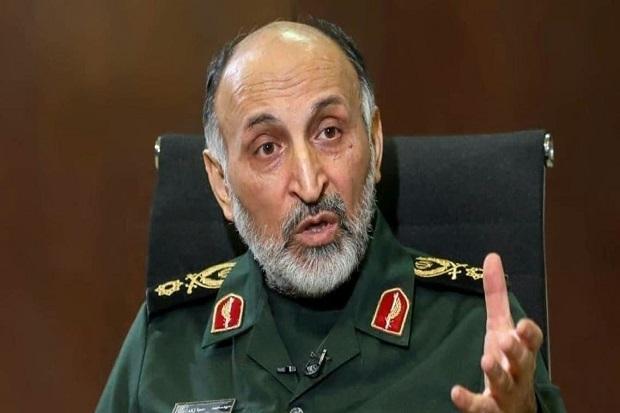Wakil Komandan Pasukan Quds Iran Hejazi Meninggal Serangan Jantung