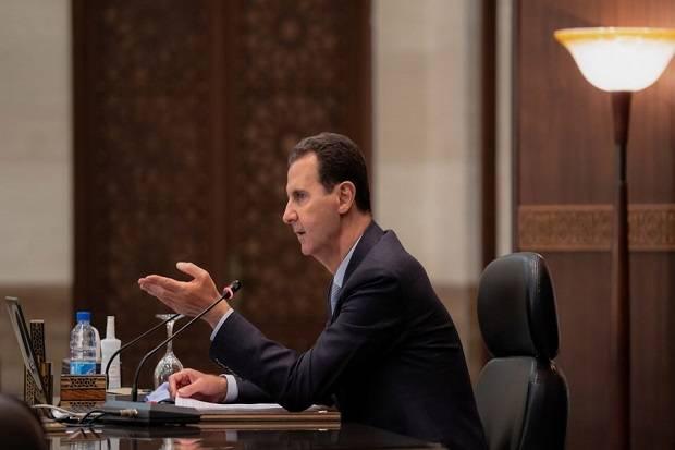 Suriah yang Dilanda Perang Gelar Pemilu Presiden 26 Mei