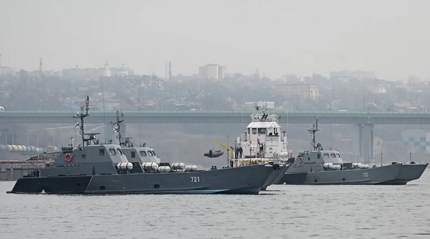 AS: Rencana Rusia Memblokir Laut Hitam adalah Eskalasi Tanpa Alasan