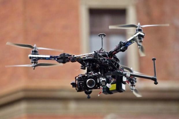 Kartel Meksiko Gunakan Drone Peledak untuk Menyerang Polisi