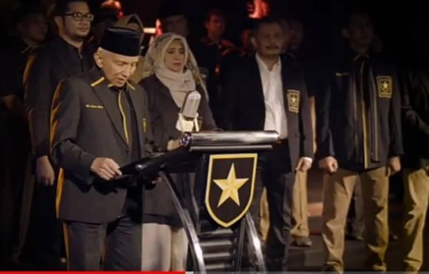 Inilah Susunan Pengurus Partai Ummat: Neno Warisman Wakil Ketua Majelis Syura