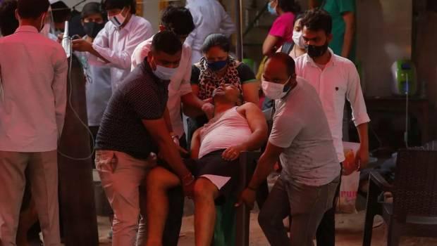 Tragis, 15 Pasien COVID-19 Tewas dalam Kebakaran Rumah Sakit di India Barat