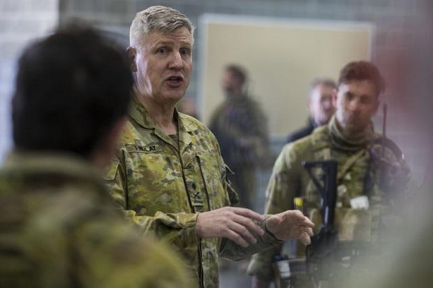 Terungkap, Jenderal Australia Beri Pengarahan untuk Perang dengan China