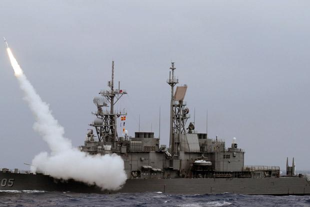 Taiwan dan Jepang Kerja Sama Lacak Kapal Perang China