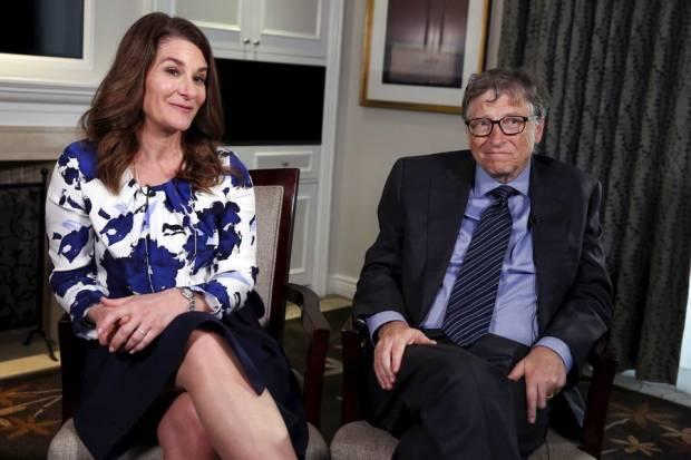Bill Gates dan Melinda Cerai: Bagaimana Harta Gono Gini Rp2.529 Triliun Dibagi?