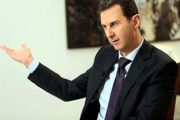 Pulihkan Hubungan, Bos Intelijen Arab Saudi Bertemu Assad di Suriah