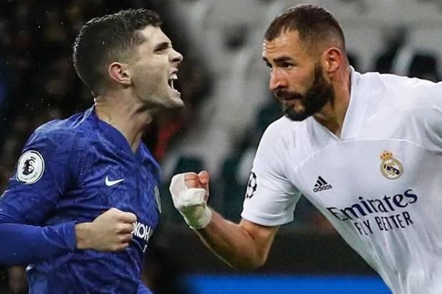 Preview Chelsea vs Real Madrid: Jangan Diam, Lawan!