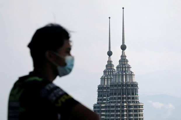 Kasus Covid-19 Meningkat, Malaysia Kembali Berlakukan Lockdown