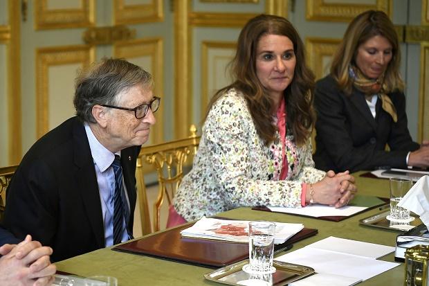 Bill Gates dan Melinda Setujui `Kontrak Perpisahan` sebelum Bercerai