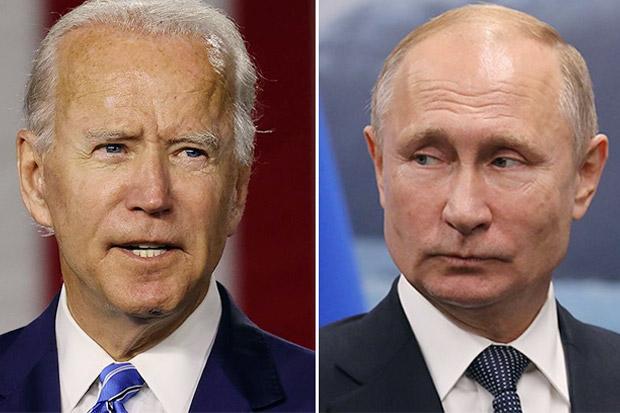 Sambangi Eropa, Biden Berharap Bisa Bertemu dengan Putin