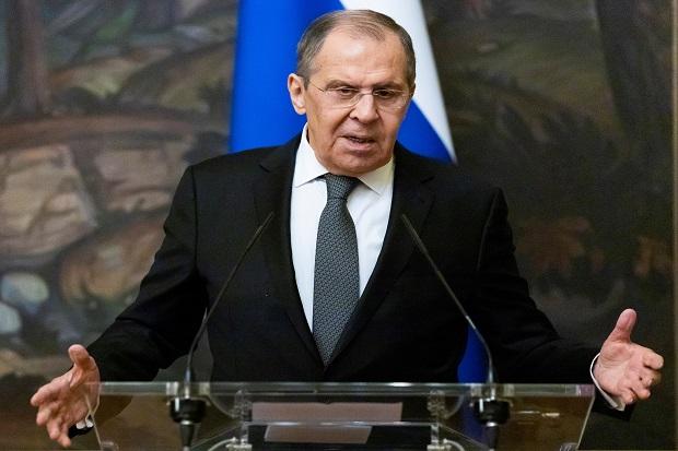 Rusia: AS Tidak akan Berperang untuk Ukraina di Donbas