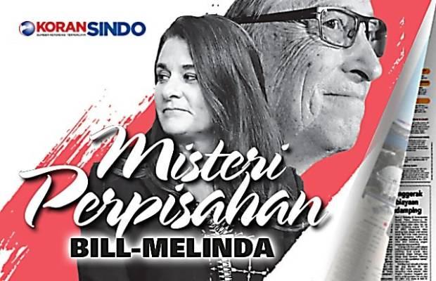 Misteri Perpisahan Triliuner Bill - Melinda Gates
