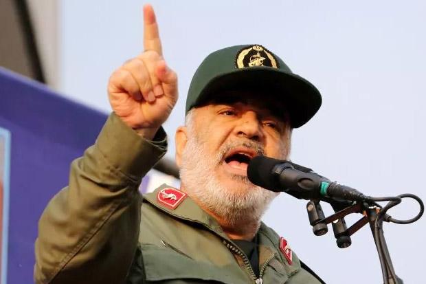 Jenderal Top Iran: Israel Bisa Dikalahkan Hanya dengan Satu Pukulan