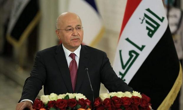 Presiden Irak Akui Jadi Tuan Rumah Perundingan Arab Saudi dan Iran