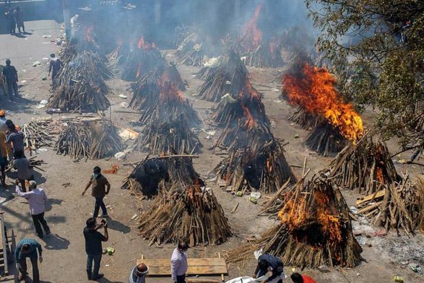 UNICEF: Virus Corona Menyebar Seperti Api di India