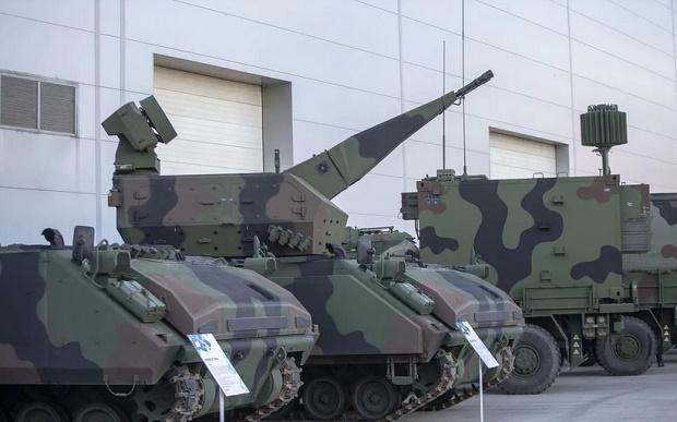 UEA Importir Senjata Turki Terbesar Ketiga setelah AS dan Azerbaijan