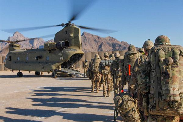Penarikan Pasukan Adalah Kekalahan Strategis AS di Afghanistan
