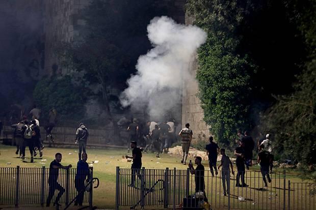 Kuartet Timur Tengah Mengaku Khawatir dengan Perkembangan Situasi di Yerusalem Timur