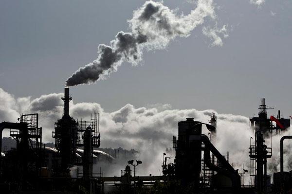 Ketegangan AS-China Ancam Upaya Global Lawan Perubahan Iklim
