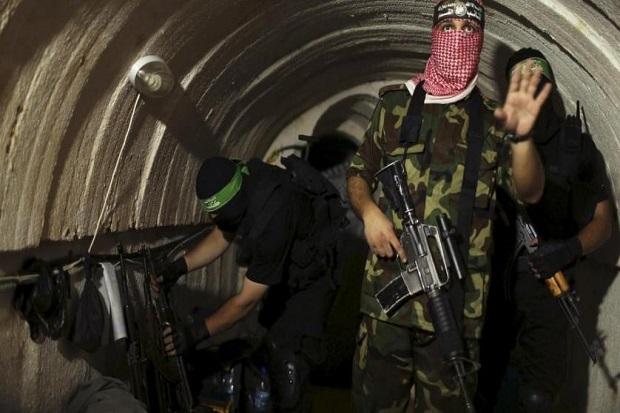 Brigade Al-Qassam Merudal Yerusalem, Balas Dendam Serangan Israel di Masjid Al-Aqsa
