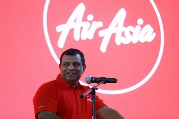 CEO AirAsia Tony Fernandes: Saya Percaya Vaksin Bekerja Efektif