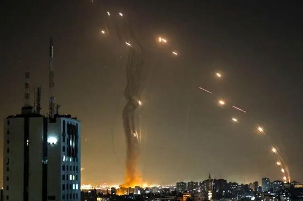 Berpotensi Terjadi Kejahatan Perang, ICC Pantau Perang Sengit Hamas-Israel