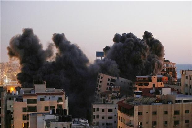 Israel Terus Bombardir Gaza, RI Diharapkan Desak PBB Terjunkan Pasukan Perdamaian