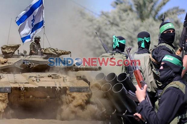 Sejarah Panjang Konfrontasi Hamas dengan Israel