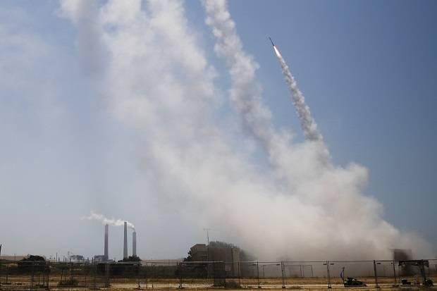 Brigade Al-Qassam Klaim Merudal 2 Stasiun Iron Dome dan Pangkalan Udara Israel