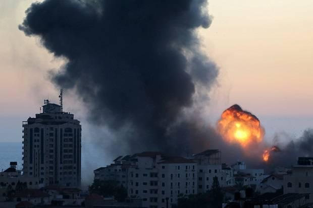 Israel dan Hamas Berlomba Mengeklaim Kemenangan Perang Gaza