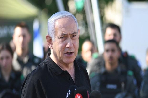 Netanyahu: Hamas Mengira Bisa Sembunyi di Gaza, tapi Tak Bisa!