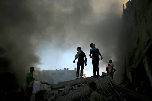Mesir Kirim 10 Ambulans Jemput Pasien Terluka Akibat Agresi Israel di Gaza