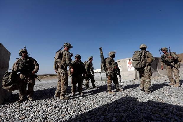 China: Penarikan Tergesa-gesa Pasukan AS Ganggu Upaya Damai Afghanistan