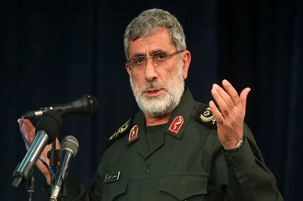 Bos Garda Revolusi Iran Telepon Pimpinan Hamas, Puji Serangan terhadap Israel