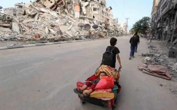 Turki Usulkan Pasukan Internasional Lindungi Rakyat Palestina