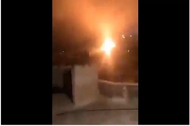 Sibuk Perang dengan Hamas, Israel Diserang 6 Roket dari Lebanon