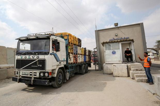 Sempat Dibuka, Israel Tutup Perbatasan Gaza Setelah Serangan Mortir