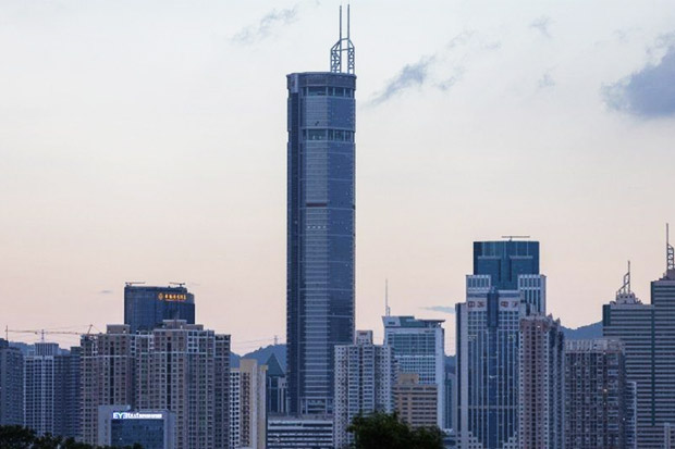 Ngeri, Gedung Pencakar Langit di China Bergoyang Tanpa Sebab