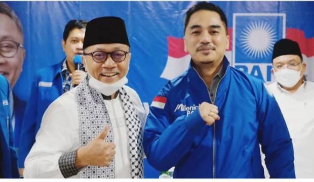 Enda Ungu Gabung PAN, Denny Cagur: Welcome Bro