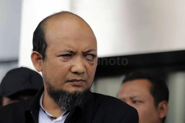 Katanya Aman, Kenapa Akun Telegram Penyidik KPK Novel Baswedan Kena Hack Juga?