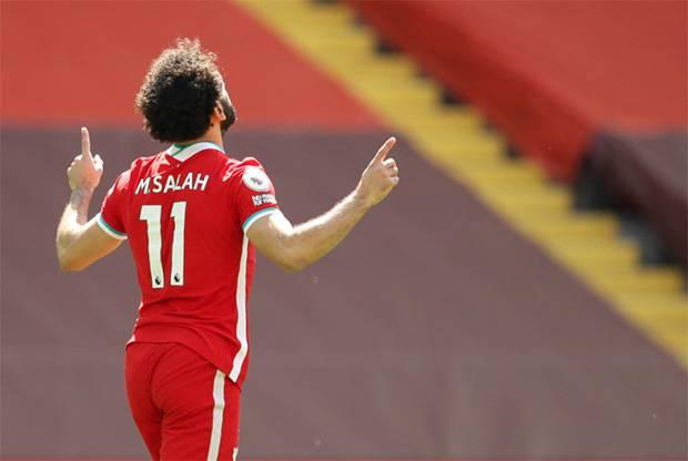 Liverpool Tembus Liga Champions, Mohamed Salah Penuhi Janji