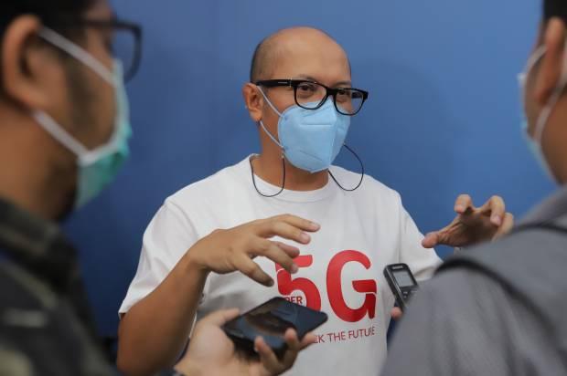 Telkomsel Resmi Gelar Jaringan 5G Pertama di Indonesia