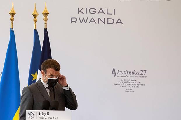 Akui Prancis Lakukan Genosida, Macron Minta Pengampunan Masyarakat Rwanda